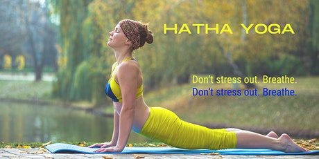 Hatha  yoga tickets
