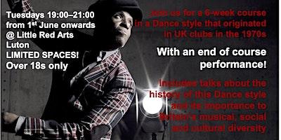JazzFunk Dance with JazzCotech – Me, Myself & Arts – Luton