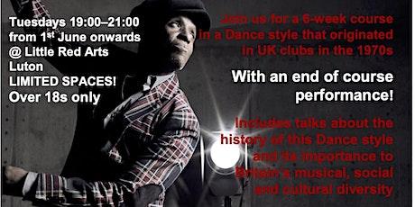 JazzFunk Dance with JazzCotech - Me, Myself & Arts - Luton tickets