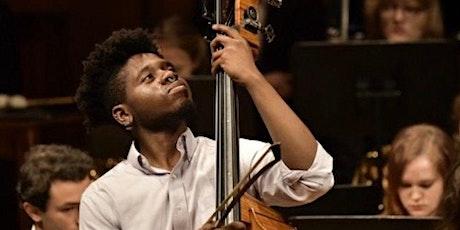 Double-bassist Kebra-Seyoun Charles tickets