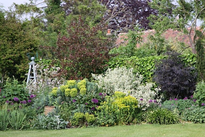 East Hagbourne National Garden Scheme Open Gardens. Tickets from ngs.org.uk image