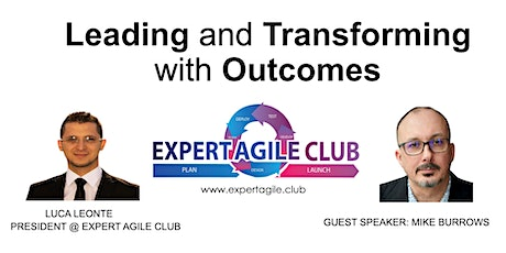 Leading and Transforming with Outcomes tickets
