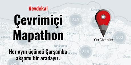 Yer Çizenler - Çevrimiçi Mapathon tickets