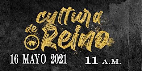Reunión 16 Mayo 21 11am boletos
