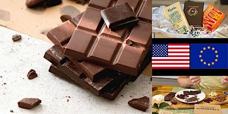 'European vs. American Chocolate' Webinar w/ Chocolate Tasting Kit tickets