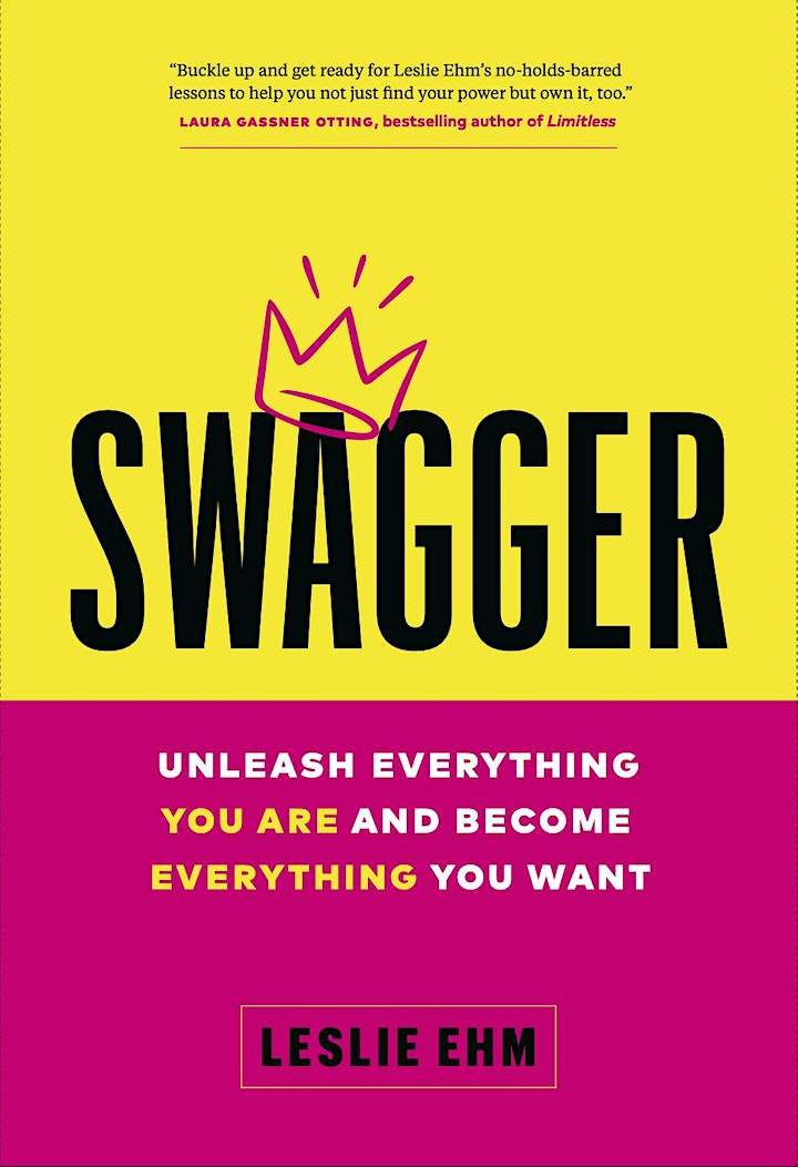 Swagger - Unleash Everything You Are with Leslie Ehm image