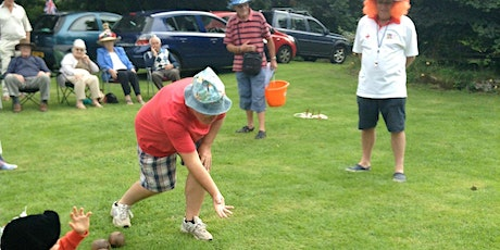 Pi Singles - Try you hand at bowls with qualified coach and Cream Tea tickets