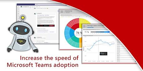 Microsoft Teams für die Mitarbeiter nützlich machen. Wirklich. Tickets
