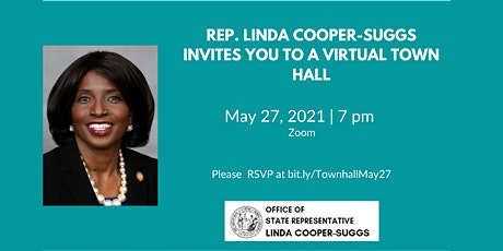 Town Hall with Representative Linda Cooper-Suggs tickets