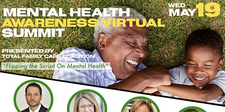 'Flipping the Script' on Mental Health Virtual Summit tickets