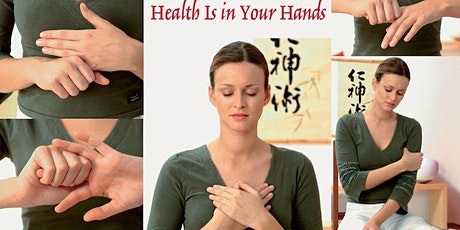 Take Your Health into Your Hands:  Jin Shin Jyutsu  for Beginners tickets