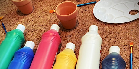Plant Pot Painting tickets