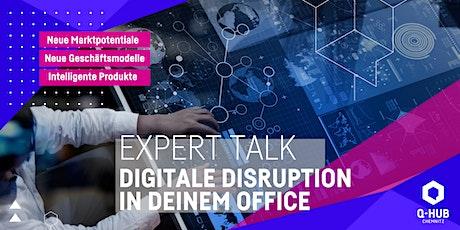 Q-HUB Expert Talk: Digitales Verständnis | Möglichkeiten | Arbeiten Tickets