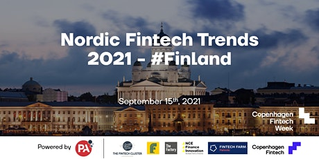 Nordic Fintech Trends 2021 - #Finland tickets