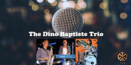 Saturday Spotlight: The Dino Baptiste Trio tickets