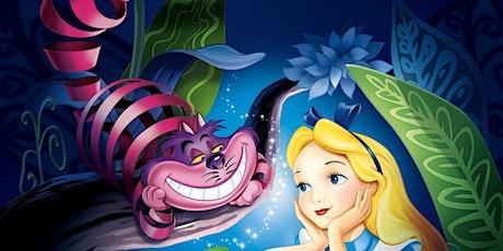 """""""Alice In Wonderland"""" (1951) / Drive-In Movie tickets"""