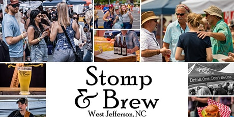Stomp and Brew 2021 tickets