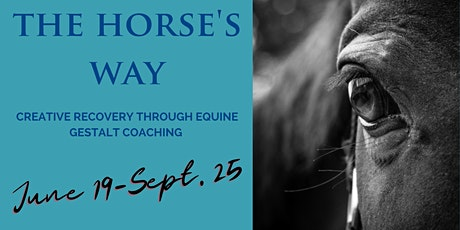 The Horse's Way: Creative Recovery Through Equine Gestalt Coaching tickets