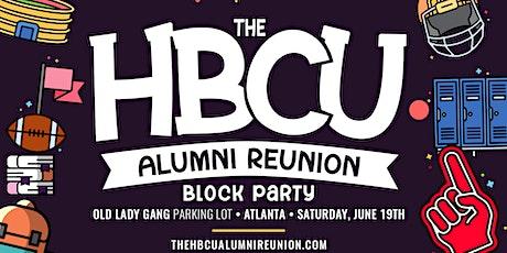 HBCU Alumni Reunion: Juneteenth Celebration tickets