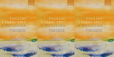 Book launch: English Landscapes & Identities tickets