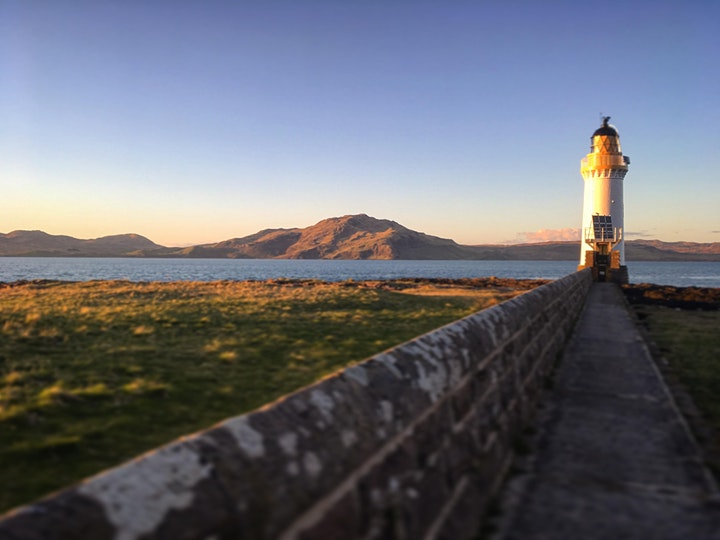Coastal Walk to Tobermory Lighthouse - Guided by HWDT image