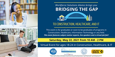 Bridging The Gap to Healthcare, IT, & Construction tickets