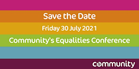 National Equalities Conference tickets