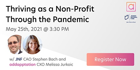 Thriving as a Non-Profit Through the Pandemic tickets