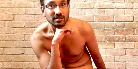 Naked  Sensual Touch Meditation (men only) tickets