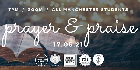 Manchester Interuniversity Prayer and Praise tickets
