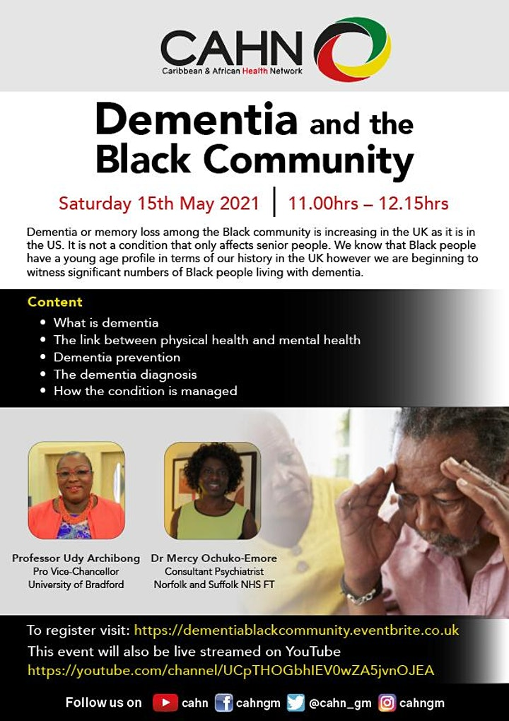Dementia and the Black Community image