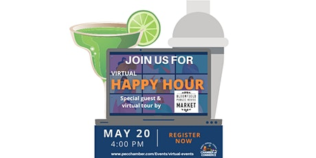 May Member Mixer & Virtual Happy Hour   - featuring Bloomfield Public House tickets