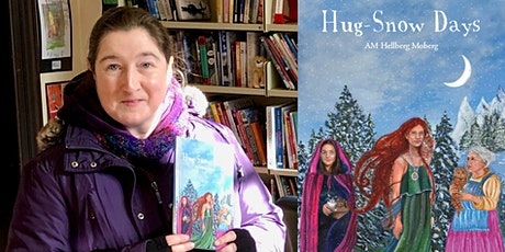 In conversation with  children's author A M Hellberg Moberg tickets