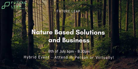 Nature Based Solutions and Business billets