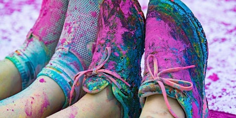 Chasing Art Project Downtown Decatur Color Run tickets