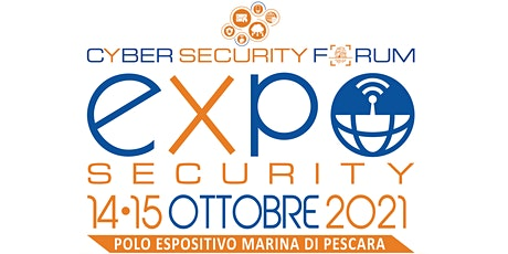 Expo Security & Cyber Security Forum 2021 biglietti