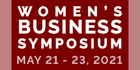 WBS Virtual - Women's Business Symposium tickets