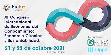 XI Congreso Internacional de Economía Circular y Sustentabilidad entradas