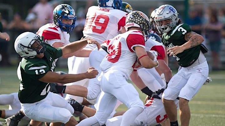 Shrine Maple Sugar Bowl, Vermont - New Hampshire All Star Football Game image