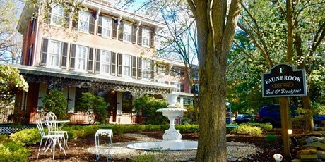 Faunbrook Bed and Breakfast Harvest Dinner tickets