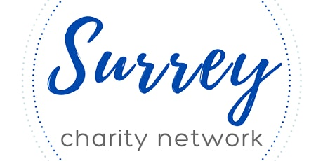 Surrey Charity Network FIRST LIVE meeting tickets