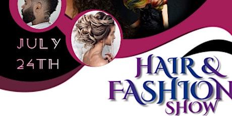 ELC 2021 HAIR & FASHION SHOW tickets