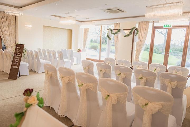 Wedding Showcase - Thursday 23rd September 2021 image