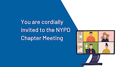 NYPD Chapter Meeting tickets
