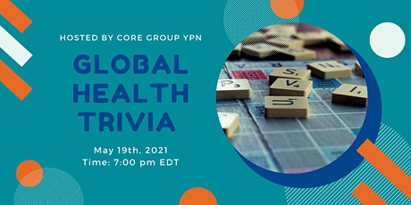 Global Health Trivia tickets