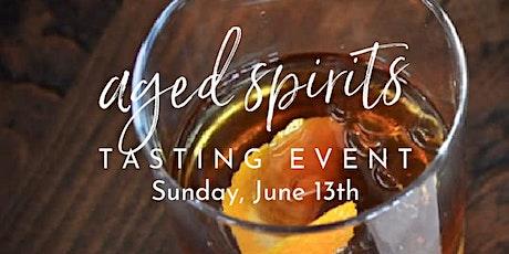 Aged Spirit Tasting Event tickets