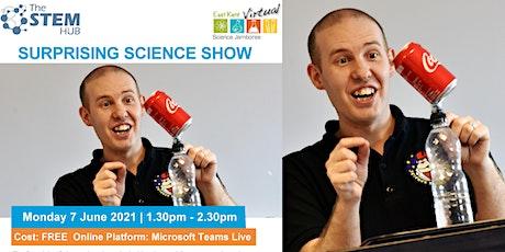 Science Jamboree: Surprising Science Show tickets