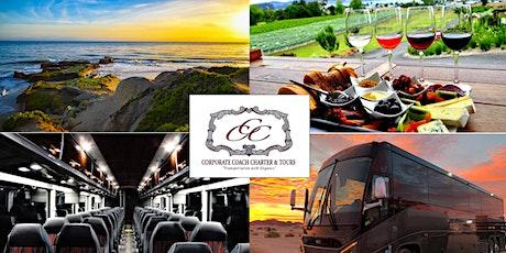 Scenic Wine Tasting Trip to Santa Ynez, Solvang, & Santa Barbara tickets