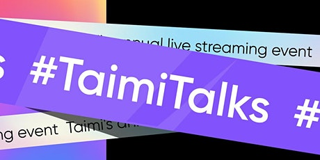 Taimi Talks tickets