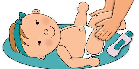 Infant Massage - Virtual Workshop tickets